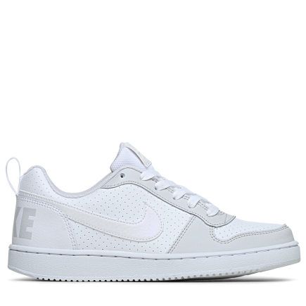 the latest a3b80 a398c Nike-Court Borough Low-WhiteWhite-vast Gre-2080703