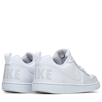 the latest 58fe4 af926 Nike-Court Borough Low-WhiteWhite-vast Gre-2080703