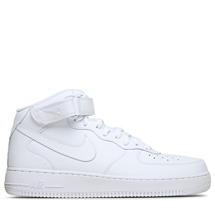best loved a4f41 490ae Nike-Air Force 1 Mid 07-WhiteWhite-475968
