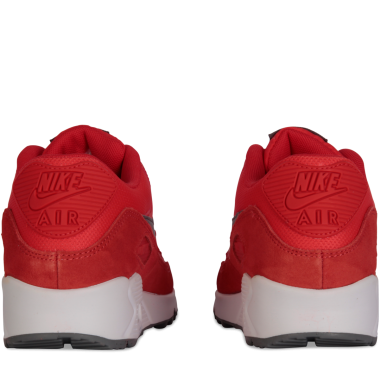 Røde Nike Air Max 1 Til Damer Cool Sneakers
