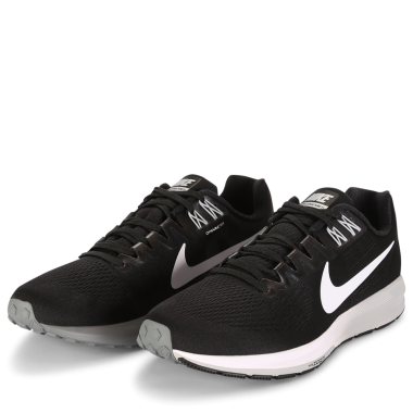 Køb Nike Air Zoom Structure 21 Dame til Dame i Sort