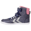 Hummel-Slim Stadil Glitter High - Børn-Blue Nights-1262286