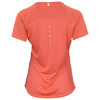 Master-Løbe T-shirt - Dame-Neon Coral-1272259