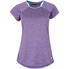 Master-Løbe T-shirt m/effect - Dame-Midnight Purple-1355654
