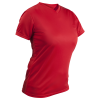 Newline-Base Cool Løbe T-shirts - Dame-Red-744230