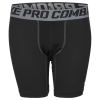Nike-Pro Combat Core Shorts - Børn-Black/Cool Grey-1140406