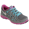 Nike-Dual Fusion Run 2 - Dame-Cool Grey/Metallic-1194808