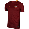 Nike-AS Roma Authentic Hjemmebanetrøje 2016/17-Team Red/Night Maroo-1480726