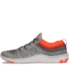 Nike-Free TR Focus Flyknit - Dame-Pure Platinum/Total -1512279