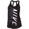 Nike-Dry Tank Top - Dame-Black/White/White-1521385