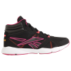 Reebok-Fitness Flare Mid 2 - Dame-Black/Candy Pink/Whi-1211615