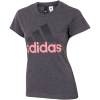 adidas Athletics-Essentials Linear T-Shirt - Dame-Dgreyh944-1563712