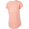 adidas Athletics-ID Winners V-Neck T-shirt-Trapnk-1584381