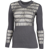 adidas by Stella McCartney-Warp Knit T-shirt L/Æ-Grefiv-2113252