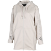 adidas by Stella McCartney-Oversize Hoodie-Cbrown-2148025