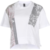 adidas by Stella McCartney-Graphic T-shirt-White-2148043