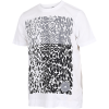 adidas by Stella McCartney-Cotton Graphic T-shirt-White-2185567