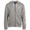 adidas-Sport Hættetrøje - Herre-Medium Grey Heather/-1114685