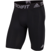 adidas-Techfit Baselayer Shorts-Black-1427539