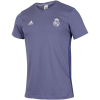 adidas-Real Madrid 3S T-shirt 2016/17-Supepurpl/Rawpurple-1460150