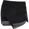 adidas-2-IN-1 Mesh Shorts - Dame-Black-1495267