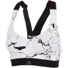 adidas-Committed Marble Chill Sports BH - Dame-White-1495949