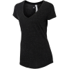 adidas-ID Winners V-Neck T-shirt-Black-1563387
