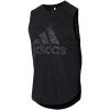 adidas-ID Winners Muscle T-shirt-Black-1563391