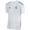 adidas-Real Madrid Pre-Match T-shirt 2017/18-White/Halblu338-1564086