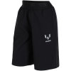 adidas-Messi Woven Shorts-Black-2034372