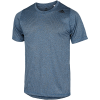 adidas-FreeLift Tech Climacool Fitted T-shirt-Shocya/Hthr-2075346