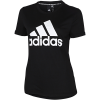 adidas-Must Haves Badge Of Sport T-shirt-Black-2082652