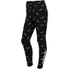 adidas-AOP Graphic Tights-Black/White-2082656