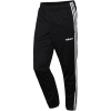 adidas-Essentials 3-Stripes Tapered Pants-Black/White-2082669