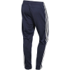 adidas-Essentials 3-Stripes Tapered Pants-Legink/White-2082675
