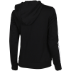 adidas-Essentials 3-Stripes Full-Zip Hoodie-Black/White-2082680