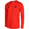 adidas-Tango Graphic T-shirt L/Æ-Red-2082759
