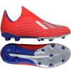 adidas-X 18+ FG/AG Exhibit Pack-Actred/Silvmt/Boblue-2082825