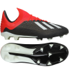 adidas-X 18.1 FG/AG 'Initiator Pack'-Cblack/Ftwwht/Actred-2082833