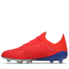adidas-X 18.1 FG/AG Exhibit Pack-Actred/Silvmt/Boblue-2082873