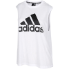 adidas-Must Haves Badge Of Sport Tank Top-White/Black-2084217