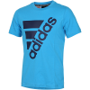 adidas-Must Haves Badge of Sport T-shirt-Shocya/Conavy-2084713