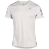 adidas-Own The Run T-shirt-Rawwht/Refsil-2091445