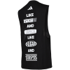 adidas-Pack Graphic Muscle Tank Top-Black-2107881