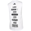 adidas-Pack Graphic Muscle Tank Top-White-2107895