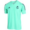 adidas-Real Madrid Ultimate Trænings T-shirt 2019/20-Hiregr/Nindig-2110630