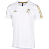 adidas-Real Madrid Trænings T-shirt 2019/20-White/Drfogo-2110730