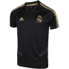 adidas-Real Madrid Trænings T-shirt 2019/20-Black/Drfogo-2110832