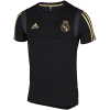 adidas-Real Madrid Trænings T-shirt 2019/20-Black/Drfogo-2110963