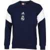 adidas-Real Madrid Crew Sweatshirt 2019/20-Nindig/White-2110988